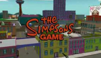 The Simpsons Game Super Sneak