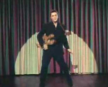 Elvis Presley - Blue Sue Ge Shoes