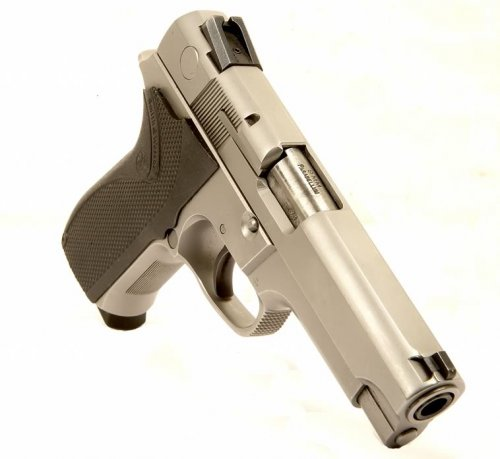 9mm S and W Pistol (5 фото)